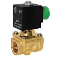 Клапан электромагнитный 21H8KE(V)120 непрямого действия НЗ 2-ход Ду 15