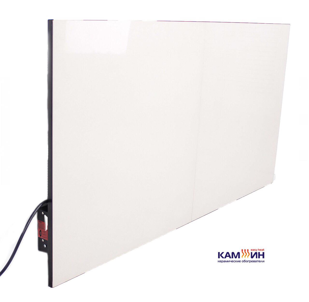 Керамическая панель отопления бежевая 950 Вт ТМ Камин