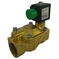 Клапан электромагнитный 21W6ZB400 непрямого действия НO 2-ход Ду 40