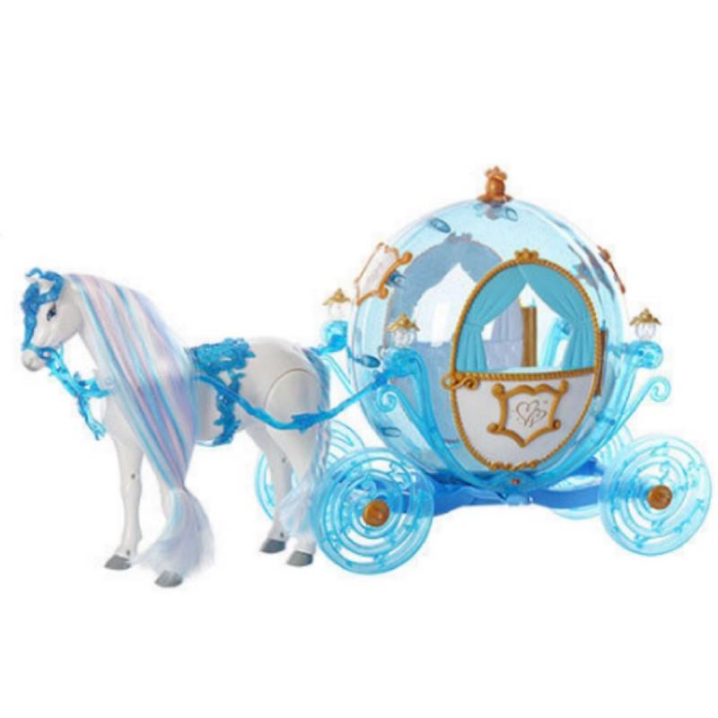 Карета 216B с лошадкой