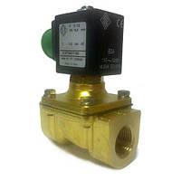 Клапан электромагнитный 21HT6KOY250 комбинированного действия 2-ход G 1