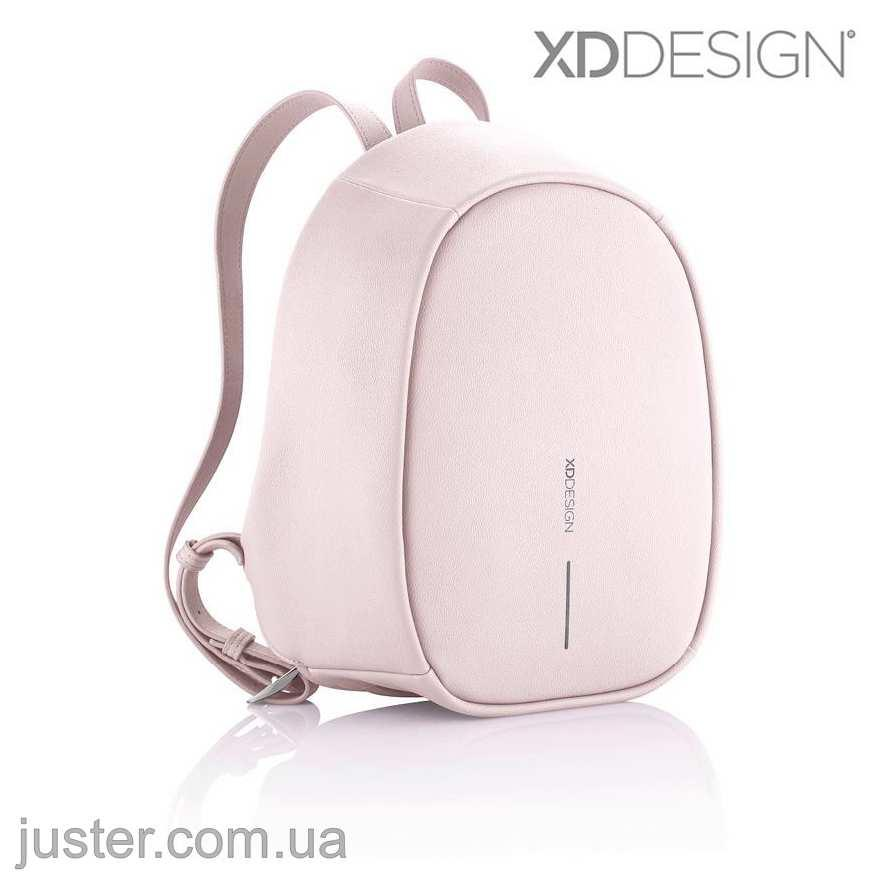 Рюкзак Bobby Elle Антивор Новинка 2019 Xd Design розовый (P705.224) Pink