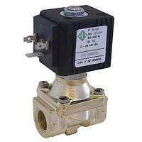 Клапан электромагнитный 21H12KOE(V)120 комбинированного действия 2-ход G 1/2