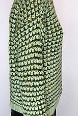 жіночий светр грубої вязки розмір 50-52, фото 3