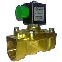 Клапан электромагнитный 21HF6KOE(V)250 комбинированного действия 2-ход G 1