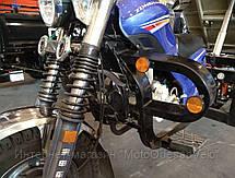 Трицикл Hercules Q3 -200 шасси самосвал, фото 3