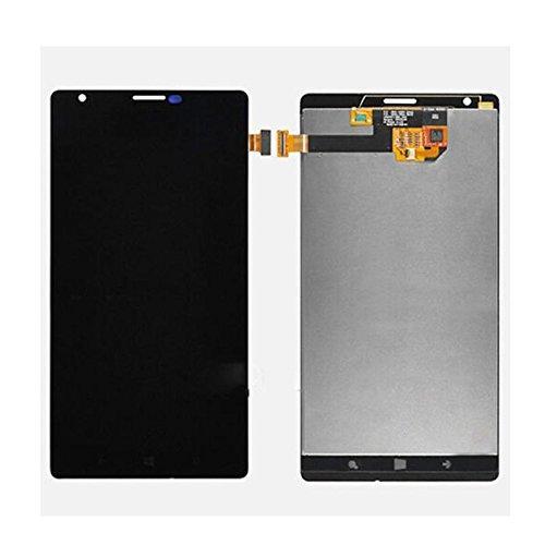 Дисплей для Microsoft Lumia 1520 (RM-938) с тачскрином черный Оригинал