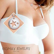"""Серебряный кулон Kigmay Jewelry """"American Pride"""", фото 3"""