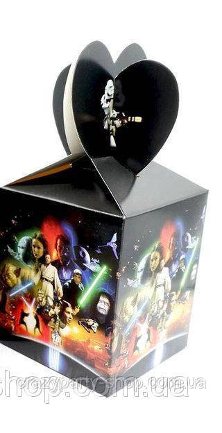 Коробочка подарочная Звёздные войны