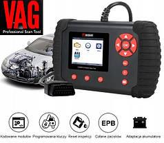 Диагностический сканер VIDENT iLink400 VAG PROFESSIONAL + OBDII/EOBD