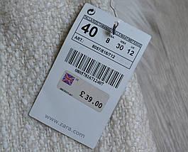 Новая короткая юбка Zara, фото 2