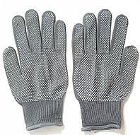 Рабочие стрейчевые перчатки с микроточкой, фото 1