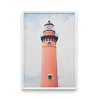 Постер на стену Коралловый маяк
