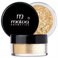 Пигмент рассыпчатый Malva «Dramatic Chrome» M-491 №09