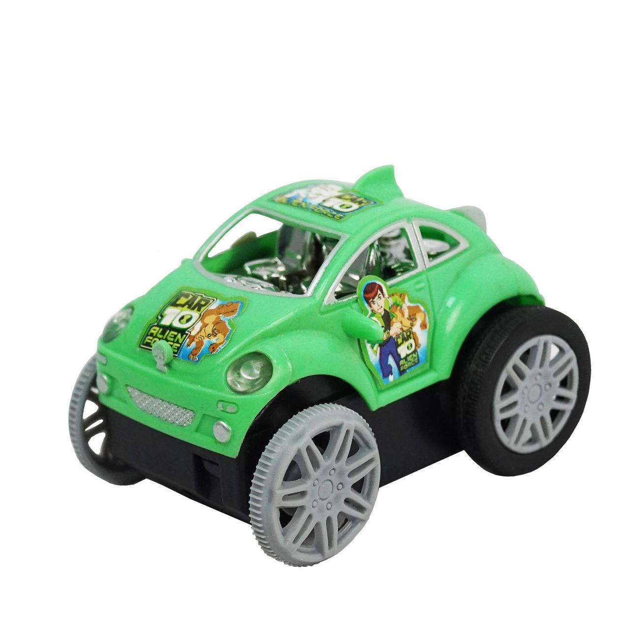 Детская игрушечная машинка на батарейках