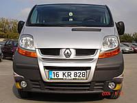 Передняя губа Renault Trafic (до 2007г.в.)