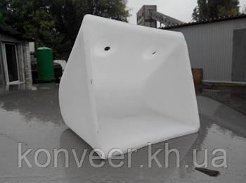 Ковши норийные полимерные (пластик)