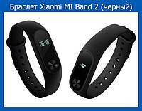 Браслет Xiaomi MI Band 2 (черный)