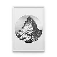 Постер на стену Lonely mountain