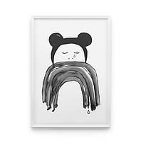 Постер на стену Crying mini