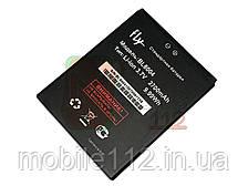 Аккумулятор (АКБ батарея) Fly BL8004 (iQ4503 Quad Era Life 6), 3000 mAh