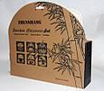 Посуда детская SOVA подарочный набор эко бамбук купить оптом со склада 7км Одесса, фото 3