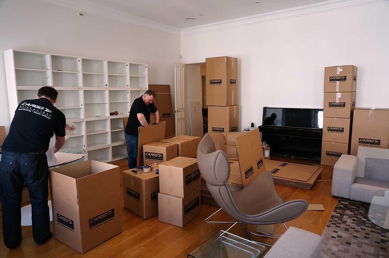 Квартирный переезд в Бердянске