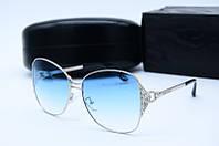 Солнцезащитные очки Roberto Cavalli голубые