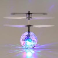 Детская игрушка Летающий шар  Whirly Ball led с пультом ДУ, фото 1