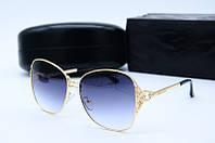 Солнцезащитные очки Roberto Cavalli серые