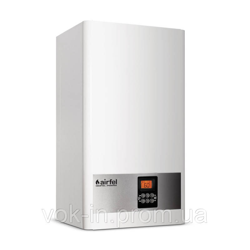 Котел газовый Airfel DigiFEL Premix 40 кВт (Двухконтурный,Condensing)
