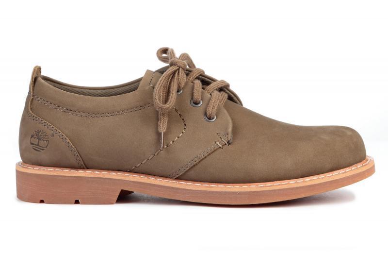 Оригинальные мужские туфли оксфорды Timberland Hartwick Plain Toe Oxford Grey тимберленд серые