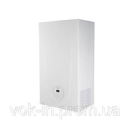 Котел газовый конденсационный двухконтурный Sime Brava One HE 40 ErP 38 кВт (8114516), фото 2