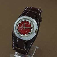 Олимпийские механические часы Ракета СССР , фото 1