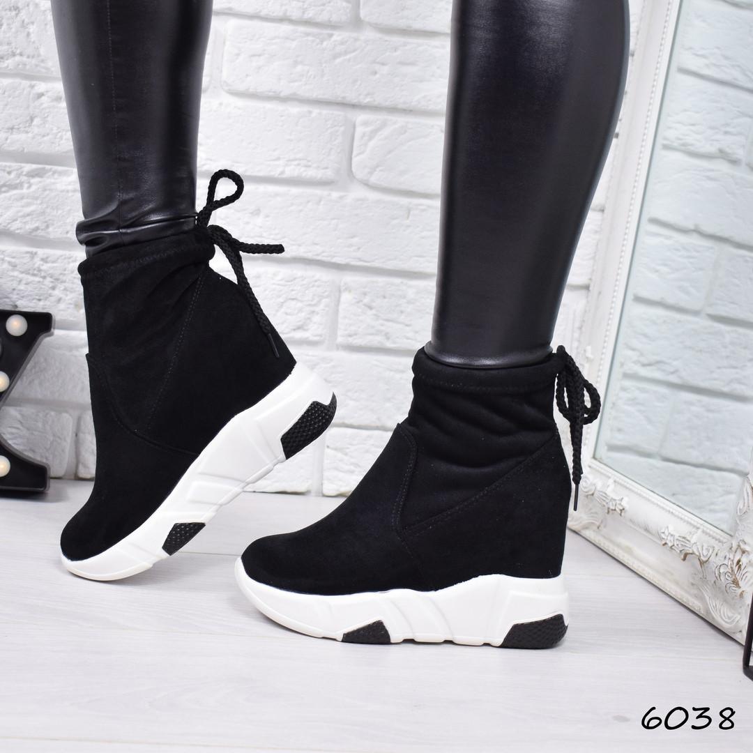7d3a8a92d Купить Сникерсы женские Viva черные женскую обувь по низкой цене в ...
