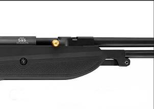 Пневматична гвинтівка HATSAN Torpedo 150 TH Sniper з газовою пружиною, фото 3
