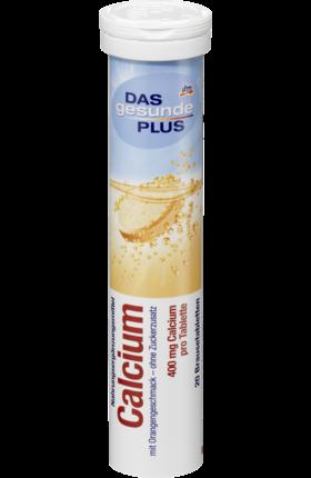 Витамины шипучие DM Plus Calcium 20шт Германия