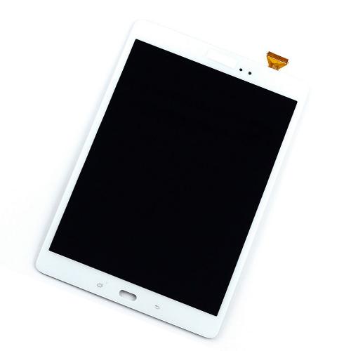 "Дисплей для Samsung T550 Galaxy Tab A 9.7""/T555 с тачскрином белый Оригинал"