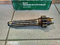 Вал промежуточный КПП УАЗ (блок шестерен)