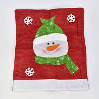 Новогодний мешок для подарков в п/э /120/(C30208)