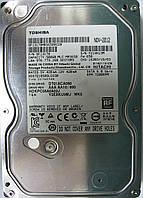 HDD 500GB 7200 SATA3 3.5 Toshiba DT01ACA050 Y21XKU3M, фото 1