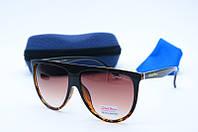 Солнцезащитные очки Gabriela Marioni коричневые