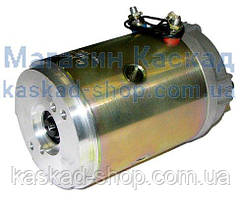 Электродвигатель 12В 2 кВт для гидроборта Dhollandia MP027( электромотор гидроборта)