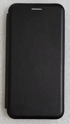 Чохол книжка LEVEL (Kira) для Xiaomi Redmi 6 black, фото 2