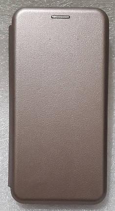 Чохол книжка Level (Kira) для Xiaomi Redmi 6A grey, фото 2