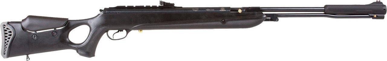 Пневматическая винтовка HATSAN Torpedo 150 TH Sniper с газовой пружиной + оптика 3-9х32 Е Sniper AR, фото 3