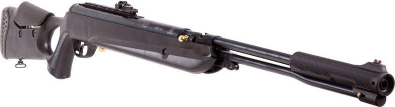 Пневматическая винтовка HATSAN Torpedo 150 TH Sniper с газовой пружиной + оптика 3-9х32 Е Sniper AR, фото 2