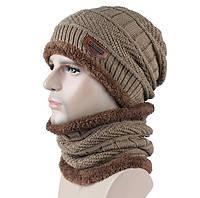 Шапка и шарф для зимних видов спорта. Варианты цветов