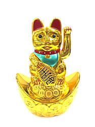 "Кот ""Манэки-Нэко"" 13.5 см"