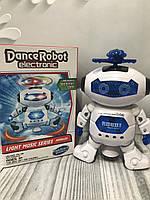 Робот музыкальный танцующий 96А